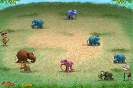 Бои слоников