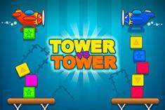 Башня на башню