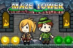 Башня с лабиринтами
