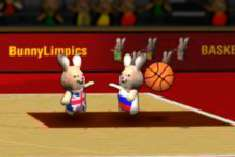 Баскетбол кроликов