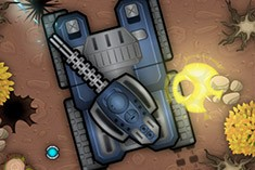 Битва танков в пустыне