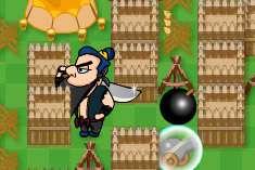 Китайский бомбермен