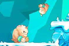 Два снежных орка