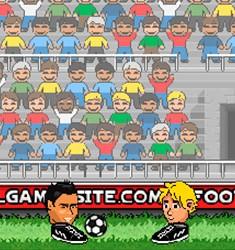 Футбол большими головами