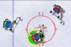 Хоккей два на два