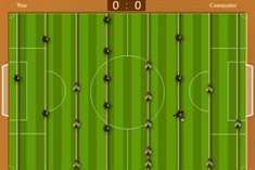 Лоси играют в футбол