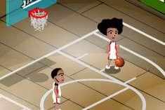 Сумасшедший баскетбол