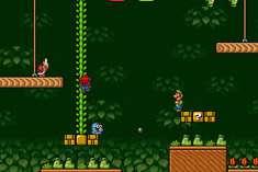 Мир Супер Марио X