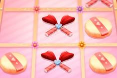 Крестики Нолики для девочек