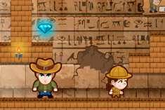 Лабиринт в пирамиде