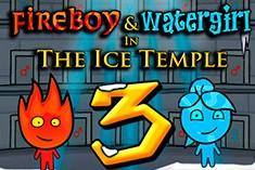 Огонь и вода 3: Ледяной храм