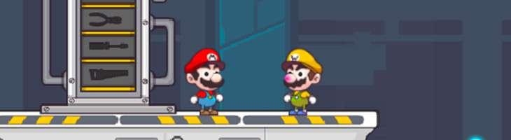 Обзор игры «Марио Пук» - игры на двоих