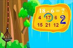 Математика в джунглях