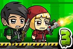 Миссия зомби 3