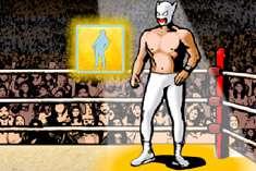 Начо-мачо на ринге