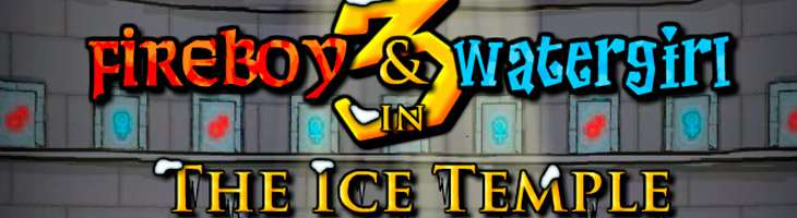 Обзор игры «Огонь и вода в ледяном храме» - игры на двоих
