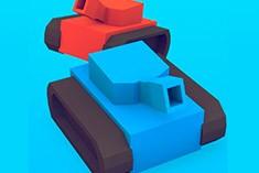 Перестрелка танков