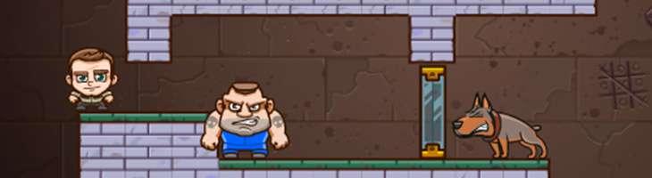 Обзор игры «Побег из тюрьмы 3» - игры на двоих