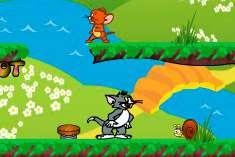 Побег Тома и Джерри 3