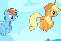 Пони Flappy Bird