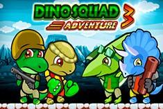 Приключение Дино отряда 3