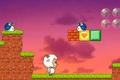 Приключение двух овечек