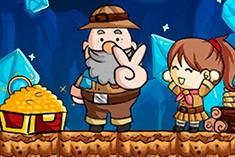 Приключение шахтёров