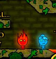 Огонь и вода в храме леса