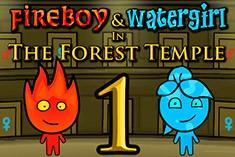 Огонь и вода: В храме леса