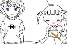 Раскраски на двоих