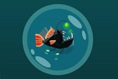 Растущая рыбка
