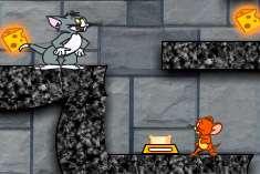 Том и Джерри в подземелье