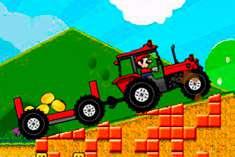 Игра тракторы на двоих