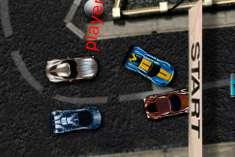 Уличные гонки суперкаров