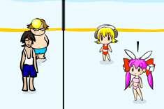 Волейбол с Аниме