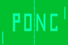 Зелёный понг