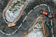Зимние гонки